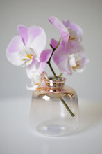 Load image into Gallery viewer, Rose Gold Bud Vase