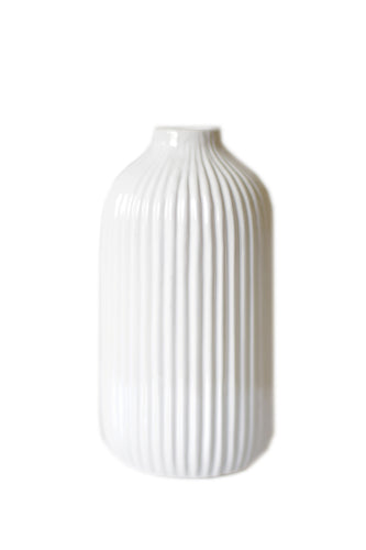 Pearlised Bus Vase