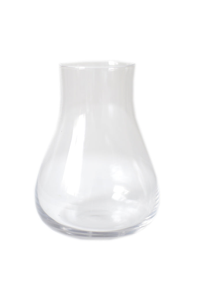 Clear Small Bud Vase