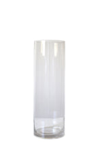 Load image into Gallery viewer, Glass Cylinder (50cm x 15cm)