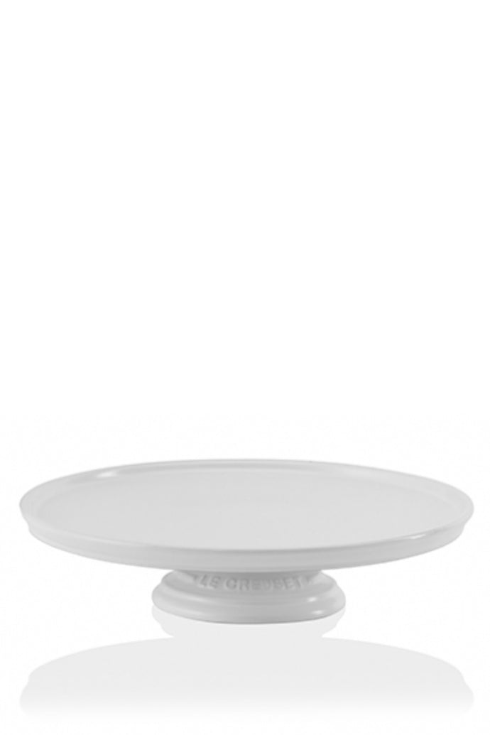Cake Stand - Le Creuset White