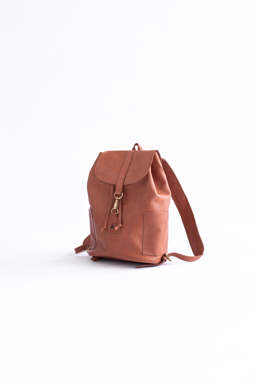 Adelaide Backpack, Chestnut