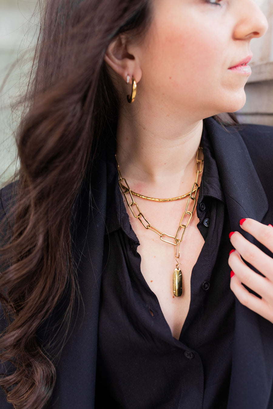 nomad luxuries necklace