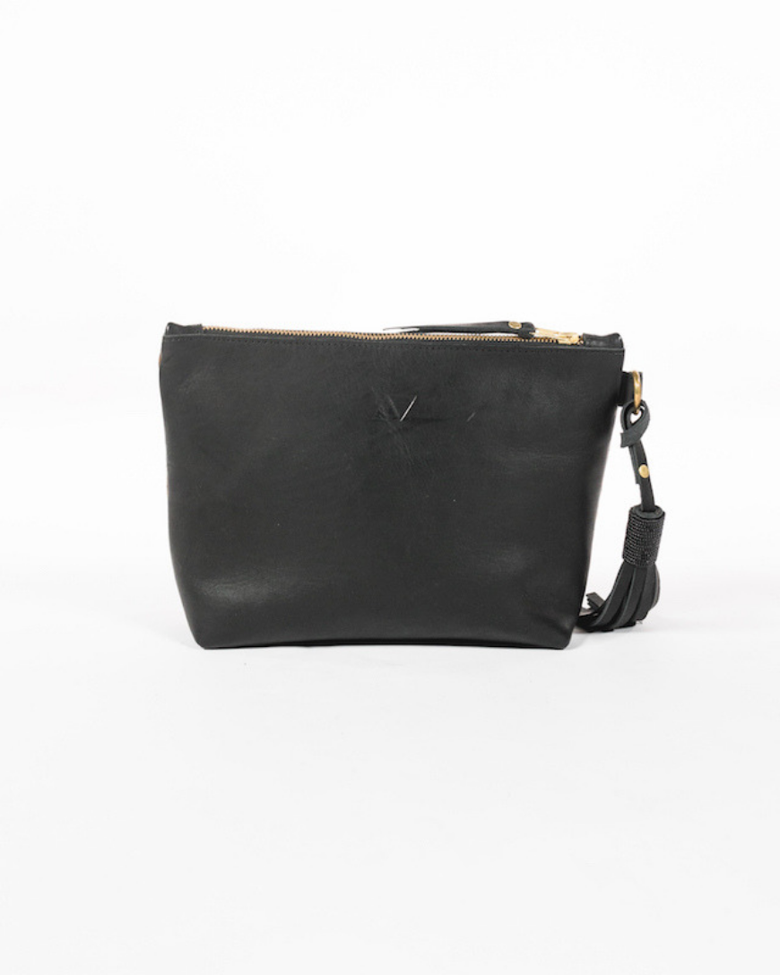 Keely Clutch, Black