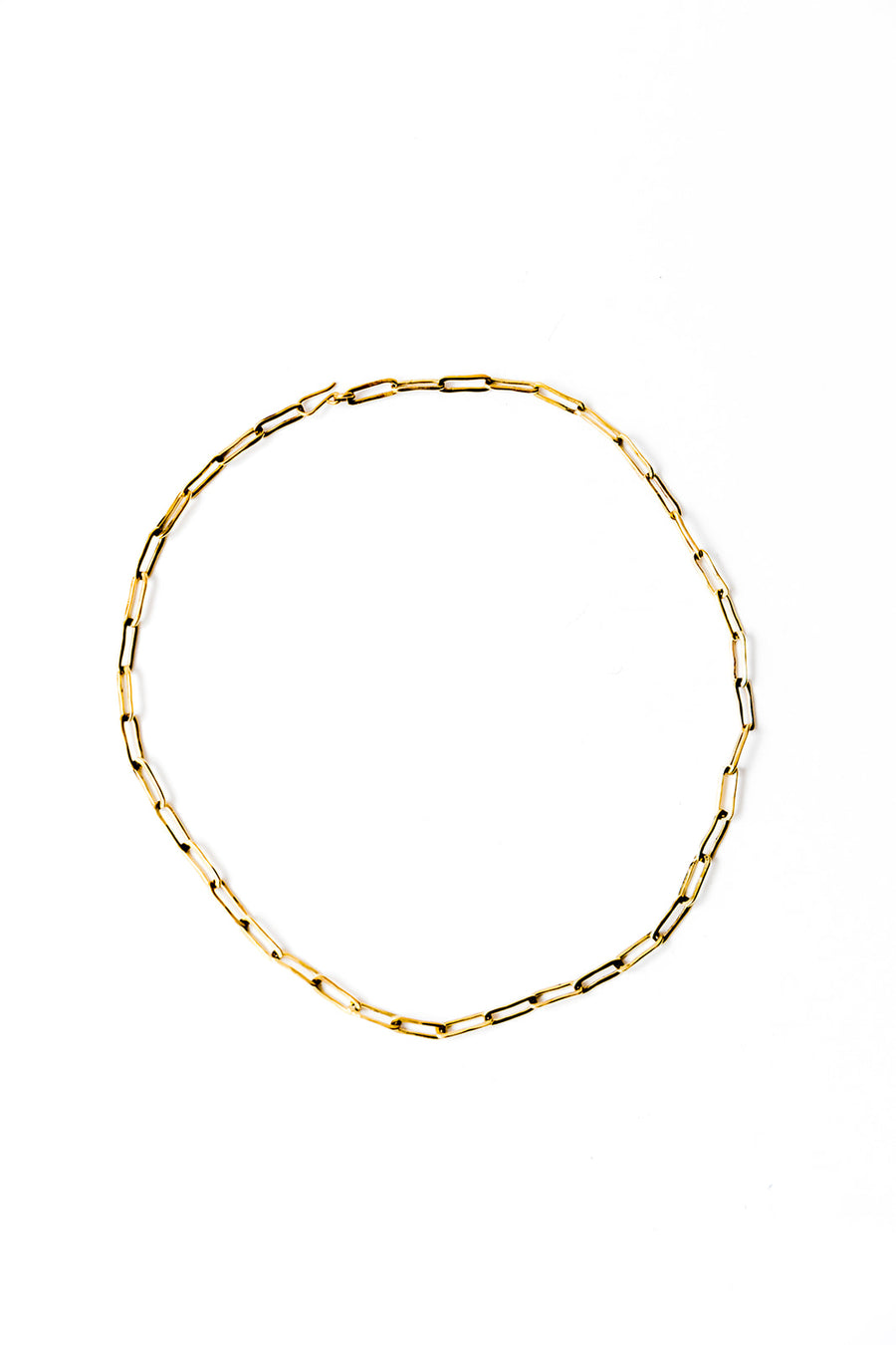 Natalie chainlink necklace