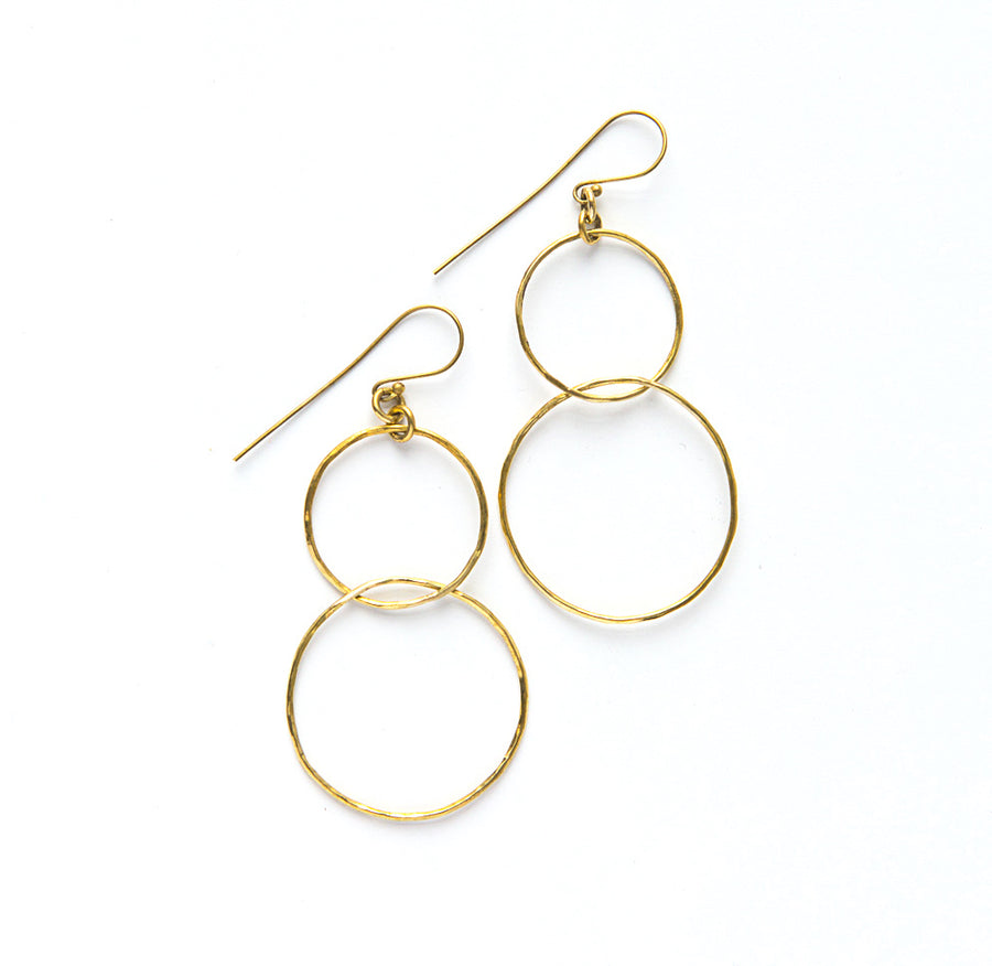 heritage hoop earrings