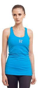 Core Athletics Power Tank 1.0 - Atlantic Blue