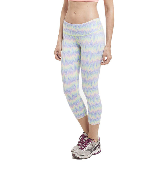Alpha Half Leggings, Yogapants, Activewear, Dance jazzpants, Fashion Fitness wear- MOSAIC