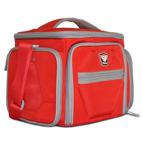 Fitmark The Shield Reg Red 1 Bag By Fitmark