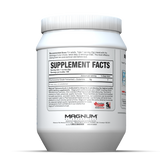 MAGNUM G: A HIGH GRADE VERSION OF THE AMINO ACID L-GLUTAMINE.