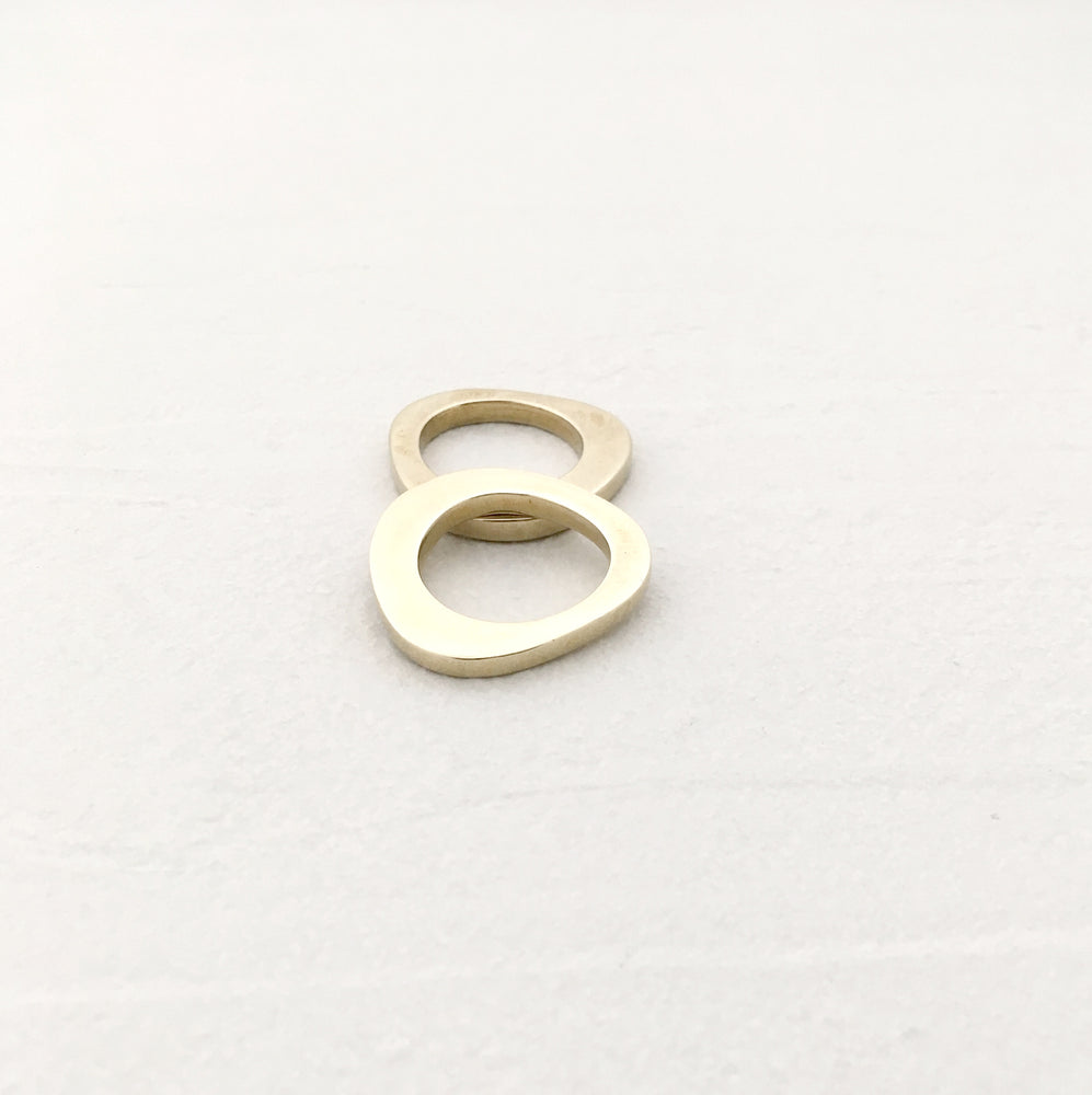 Protection Ring in Brass