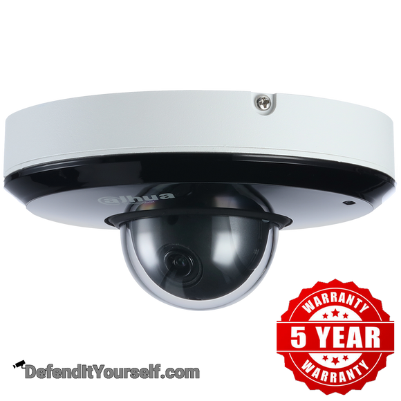 Dahua 2MP 3x IR Starlight Mini PTZ 1A203TNI - DefendItYourself.com IP Camera