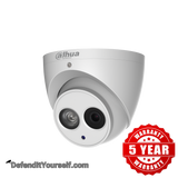 Dahua 2MP IR Starlight Fixed Lens ePoE Eyeball / Turret N24CG52 - DefendItYourself.com IP Camera