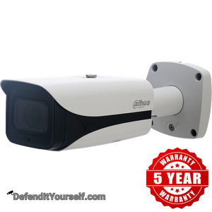 Dahua 2MP IR Starlight Vari-focal ePoE Bullet N25CB5Z - DefendItYourself.com IP Camera