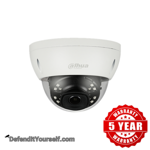 Dahua 4K 8MP Starlight IR 4mm ePoE Mini Dome N84CL54 - DefendItYourself.com IP Camera