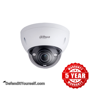 Dahua 4MP IR Vari-focal ePoE Dome N45CL5Z - DefendItYourself.com IP Camera