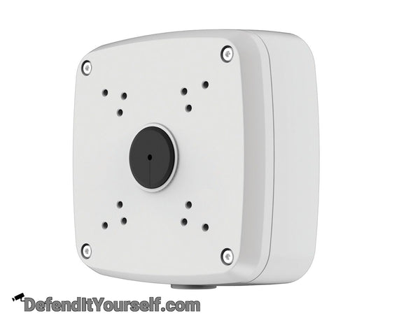 Dahua Security Camera Junction Box PFA121 - DefendItYourself.com Accessories
