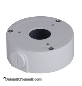 Dahua Security Camera Junction Box PFA134 - DefendItYourself.com Accessories