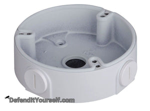 Dahua Security Camera Junction Box PFA136 - DefendItYourself.com Accessories