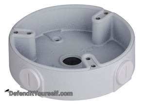 Dahua Security Camera Junction Box PFA137 - DefendItYourself.com Accessories