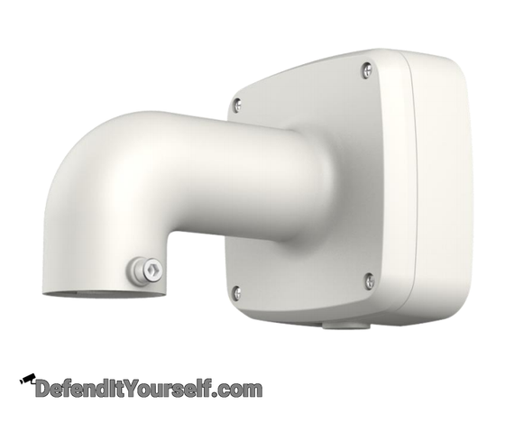 Dahua Security Camera Wall Mount Bracket PFB302S - DefendItYourself.com Accessories