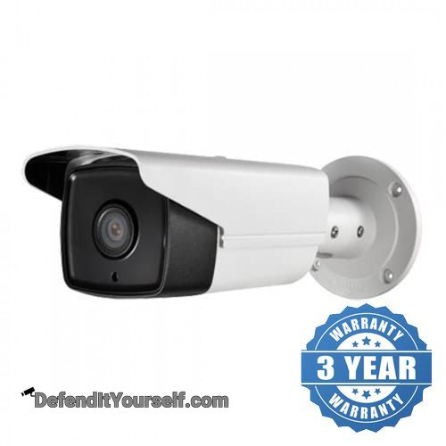Hikvision OEM 4K / 8 Megapixel EXIR Bullet IP CCTV Security Camera - DefendItYourself.com IP Camera