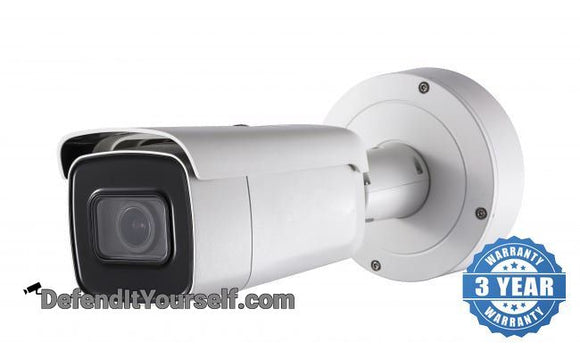 Hikvision OEM 4K / 8 Megapixel Bullet 2.8mm-12mm Varifocal IP CCTV Security Camera - DefendItYourself.com IP Camera