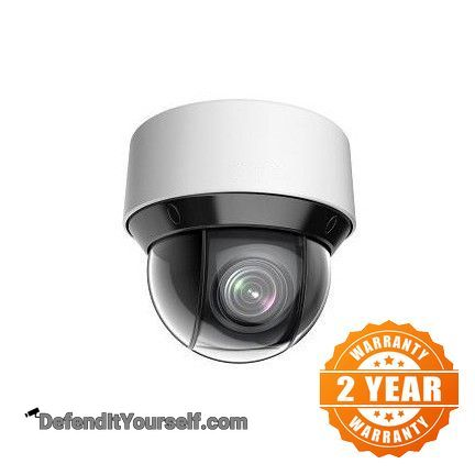 Hikvision OEM 4 Megapixel PTZ IP CCTV Security Camera - DefendItYourself.com IP Camera