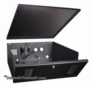 Lockbox for NVR - DefendItYourself.com Accessories
