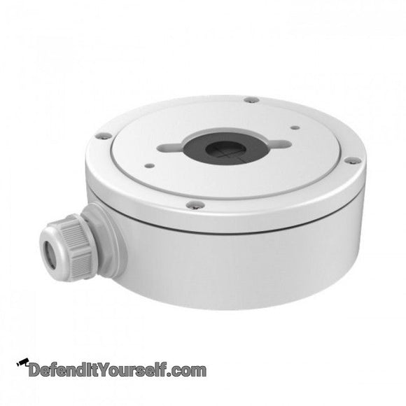 Hikvision OEM Compact Dome Junction Box - DefendItYourself.com Accessories