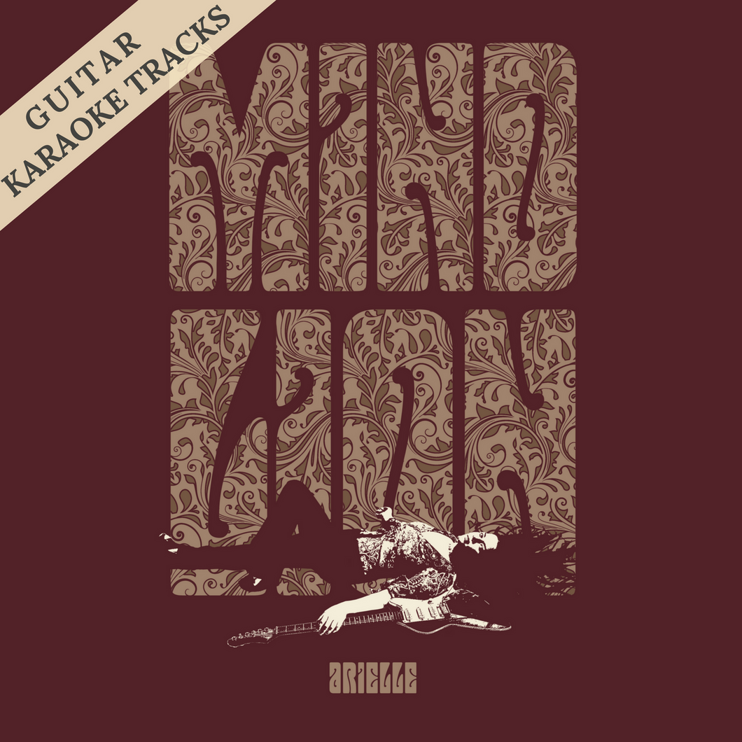 Mind Lion GUITAR Karaoke Tracks (Digital)
