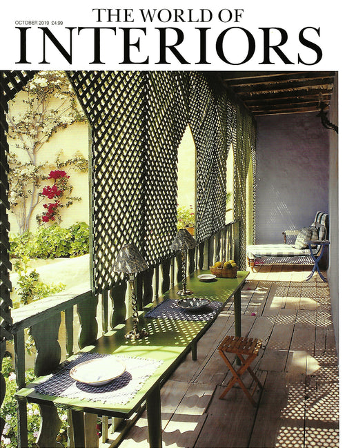 The World of Interiors 10/2019