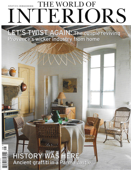 The World of Interiors 08/2018
