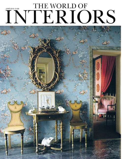 The World of Interiors 06/2019