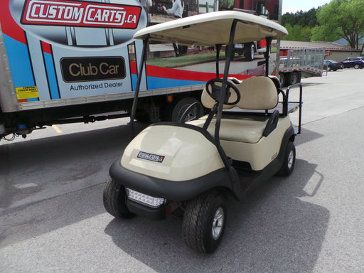 RENTAL Club Car 4 Passenger Electric Golf Cart