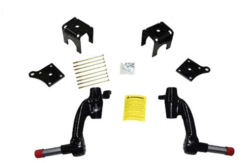 "JAKE'S 6"" Spindle Lift Kit for EzGo TXT 2001.5+ ELE"