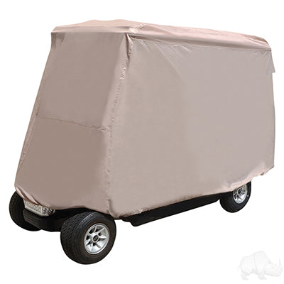 "Universal Storage Cover - 4 passenger 80"" Extended Roof"
