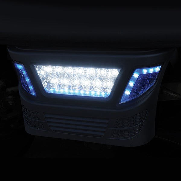 Multi-Colour LED Bumper Kit  Club Car Precedent 08.5+
