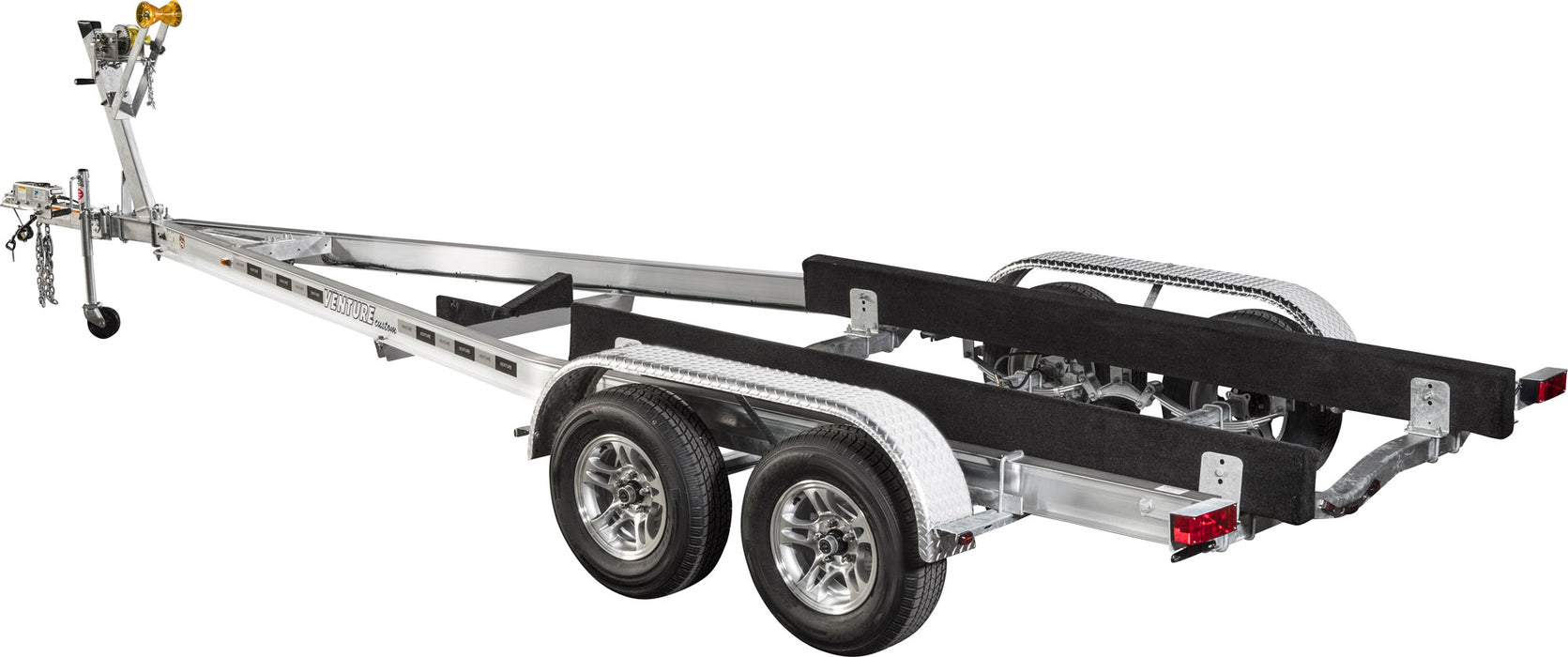 VB1300 – VANTAGE Premium Galvanized Small Boat Trailer