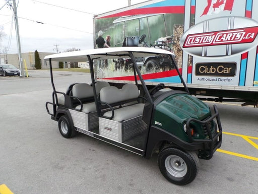 RENTAL Club Car 6 Passenger Electric Golf Cart