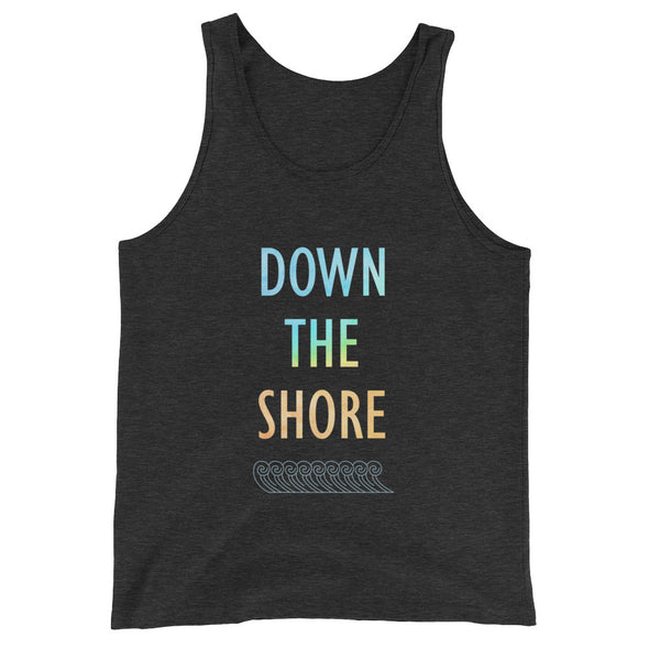 Down The Shore Unisex  Tank Top