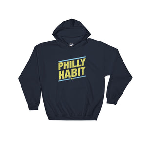 Retro Philly Habit Hooded Sweatshirt