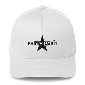 Philly Habit Branded Structured Twill Cap