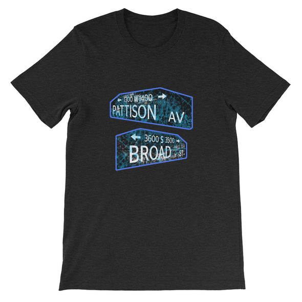 Blue Crossroads T-Shirt