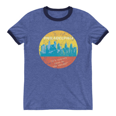 Cool In The Shade Ringer T-Shirt