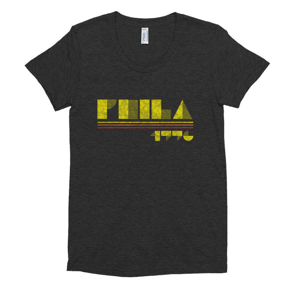 Phila 1776 Women's Crew Neck T-shirt