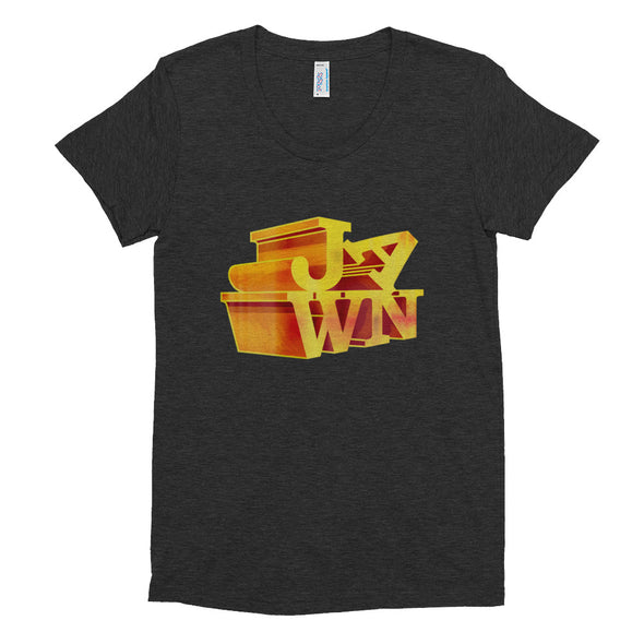 Jawny Jawn Women's Crew Neck T-shirt