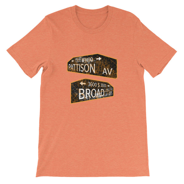 Orange Crossroads T-Shirt
