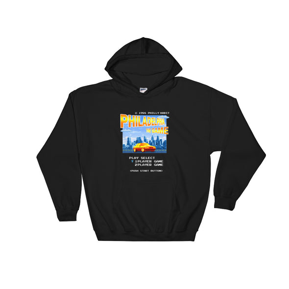 Eight Bit Hooded Sweatshirt