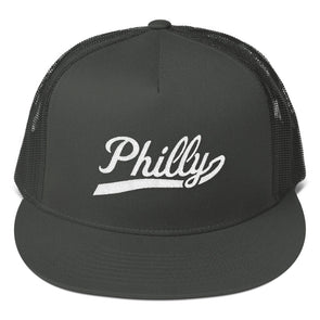 Philly Mesh Back Snapback